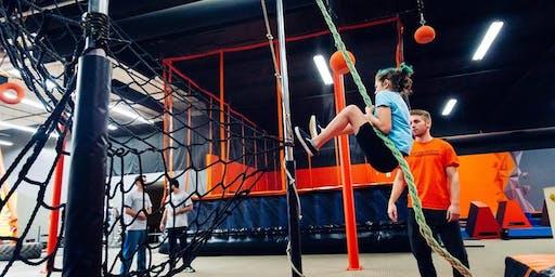 Kid's Network - Ninja Warrior Event! 2019