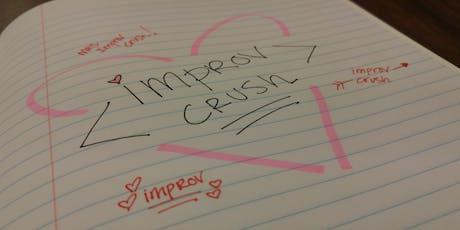 NIGHTCAP: Improv Crush (Improv/Comedy) tickets