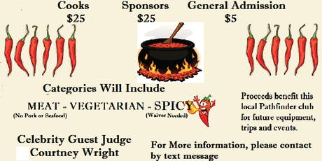 Umoja Chili First Annual Cook Off tickets