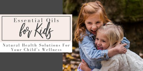 Natural Solutions for Healthier Kids tickets