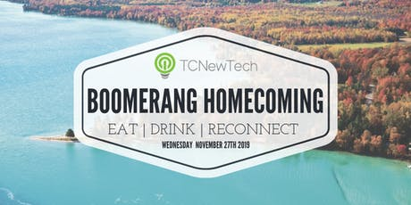 TCNewTech Boomerang Homecoming tickets