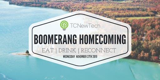 TCNewTech Boomerang Homecoming