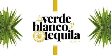'Verde, Blanco & Tequila' por Salvaje Cuisine tickets