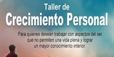 CRECIMIENTO PERSONAL (7 DÍAS) | P.R. 20-23 de febrero, 27 de febrero - 1 de marzo de 2020