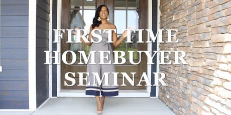 First Time Homebuyer Seminar tickets