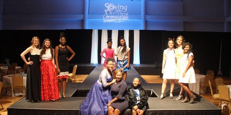 Sewing into Dreams 2019 Fashion g Gala tickets