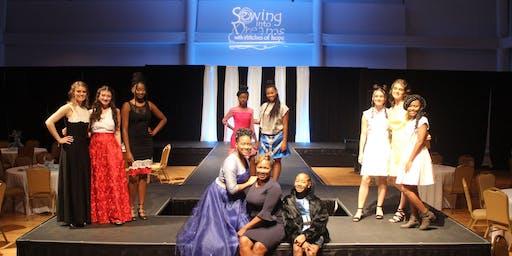 Sewing into Dreams 2019 Fashion g Gala