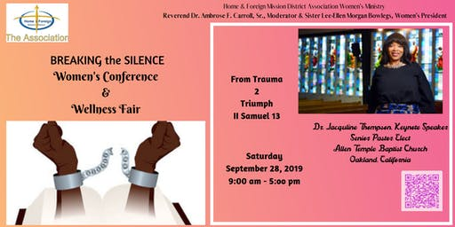 Women's Conference & Wellness Fair From Trauma 2 Triumph