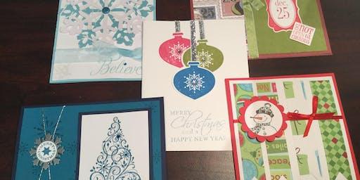 Stamp a stack Christmas