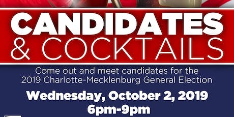 Candidates and Cocktails tickets