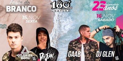 180 Ubatuba - Pacote Novembro