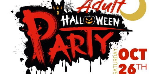 Halloween Adult Costume Party