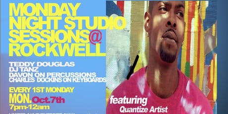 MONDAY NIGHT STUDIO SESSIONS feat. AARON K. GRAY tickets
