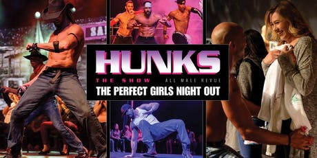 HUNKS The Show at Charlee Bravos (Putnam, CT) tickets
