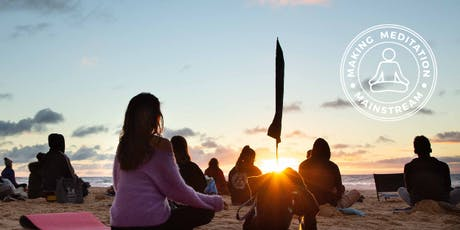 sunrise meditation and beach clean up  x lululemon tickets