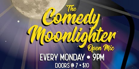 The Comedy Moonlighter tickets