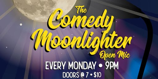 The Comedy Moonlighter