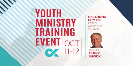 Youth Ministry Training Event