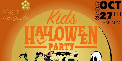 Kids Spooktacular Halloween Party