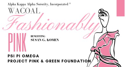 Fashionably Pink Breast Cancer Survivor Fashion Show tickets