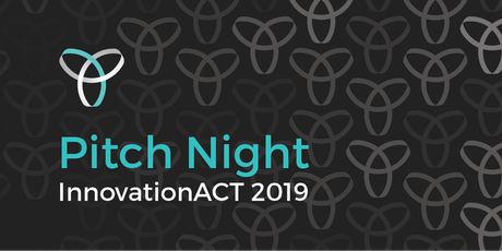 InnovationACT 2019: Pitch Night! tickets