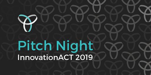 InnovationACT 2019: Pitch Night!