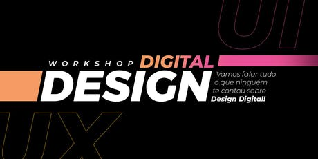Workshop  |  Design Digital é Design com Estratégia ingressos