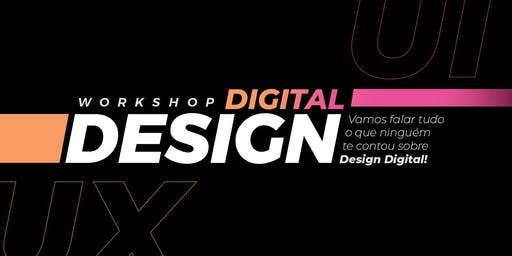 Workshop  |  Design Digital é Design com Estratégia