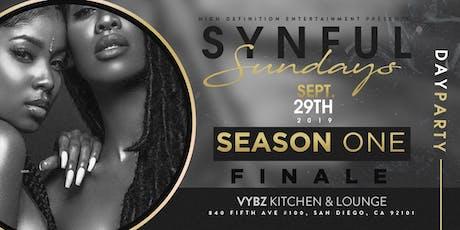 SYNFUL SUNDAYZ VIII Day Party.... tickets