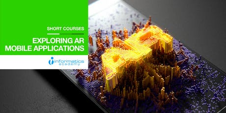 Augmented Reality Mobile Applications Short Course tickets