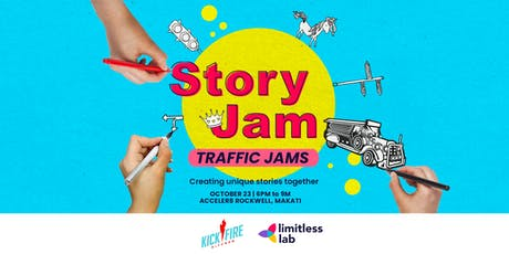 Story Jam: Traffic Jams tickets