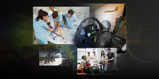 Simulation Practices for Immersive Environments