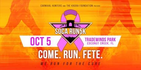 Soca Run 5K Ft. Lauderdale tickets