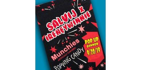 SALVIJ x Ireneywinnie present 'MUNCHIES' 9.20.19 @ Little Grace tickets