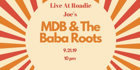 MBD & The Baba Roots tickets