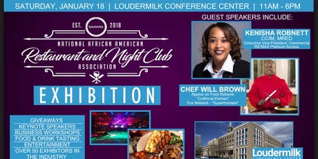 NATIONAL AFRICAN AMERICAN RESTAURANT AND NIGHT CLUB ASSOCIATION  tickets