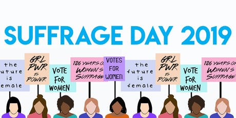 YWCA Suffrage Day: Political Speed Dating tickets