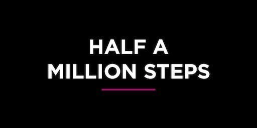 Half a Million Steps - Tamworth