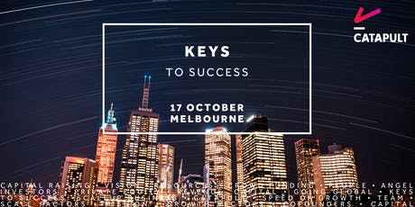 Keys to Success - Melbourne October 2019 tickets