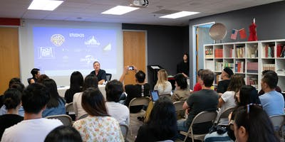Sino Screen Speaker Series - Content Producing: When West Meets East