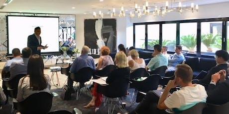 3hr Introduction to Property Development Seminar - Sydney tickets
