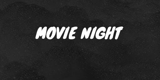 Movie Night + Babysitting