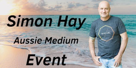Aussie Medium, Simon Hay at Horsham RSL tickets
