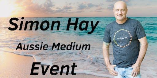 Aussie Medium, Simon Hay at Horsham RSL