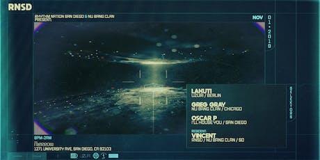 Rhythm Nation San Diego And Nu Bang Clan Presents: Lakuti tickets