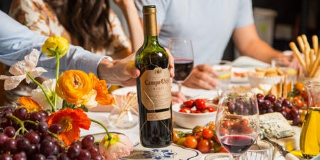 Dinner with  Wine Specialist Federico Lleonart from La Rioja, Spain tickets