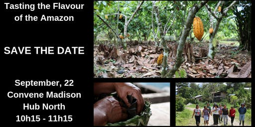 Tasting the Flavour of the Amazon