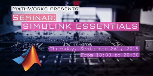 Simulink Essentials Seminar