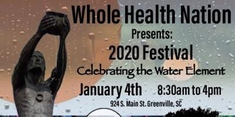 Whole Health Nation 2020 Festival tickets