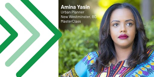 Building Dementia Friendly Cities: MasterClass with Amina Yasin (Mode Shift 2019)